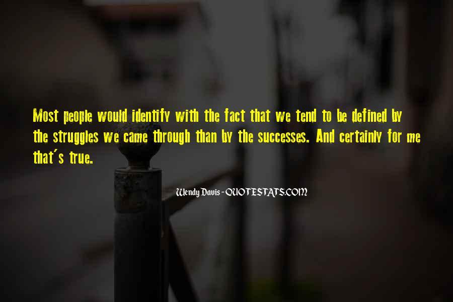 Successes Quotes #74484