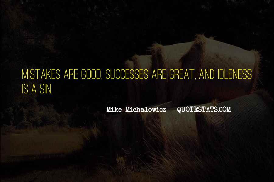 Successes Quotes #75340