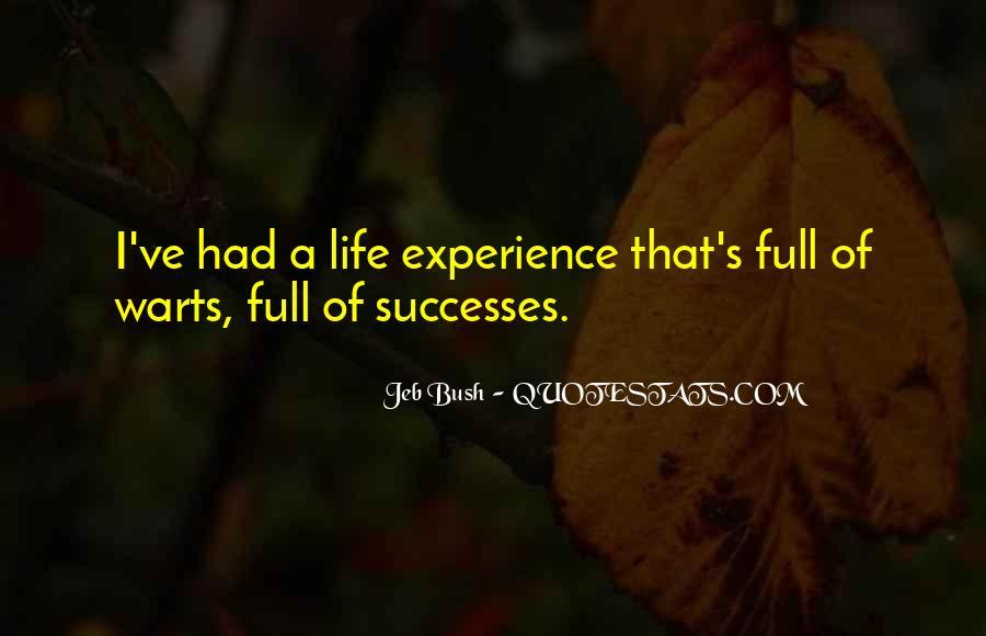 Successes Quotes #81662