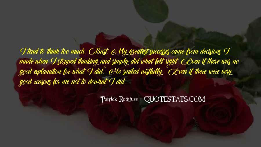 Successes Quotes #95946