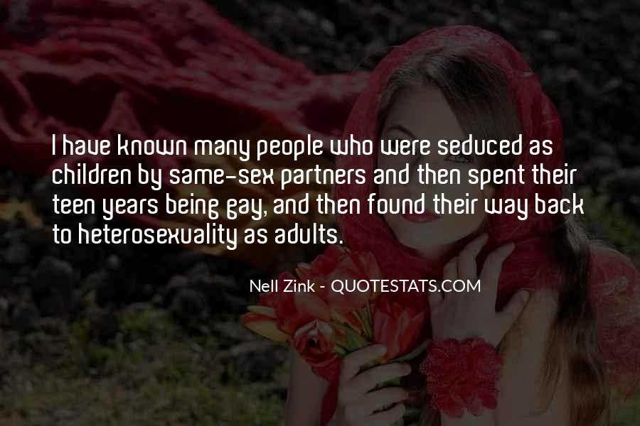 Quotes About Being Known #100146