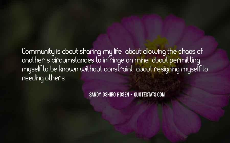 Quotes About Being Known #112660
