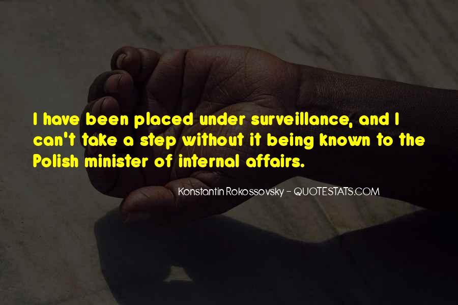 Quotes About Being Known #224873