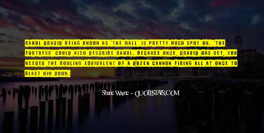 Quotes About Being Known #295551