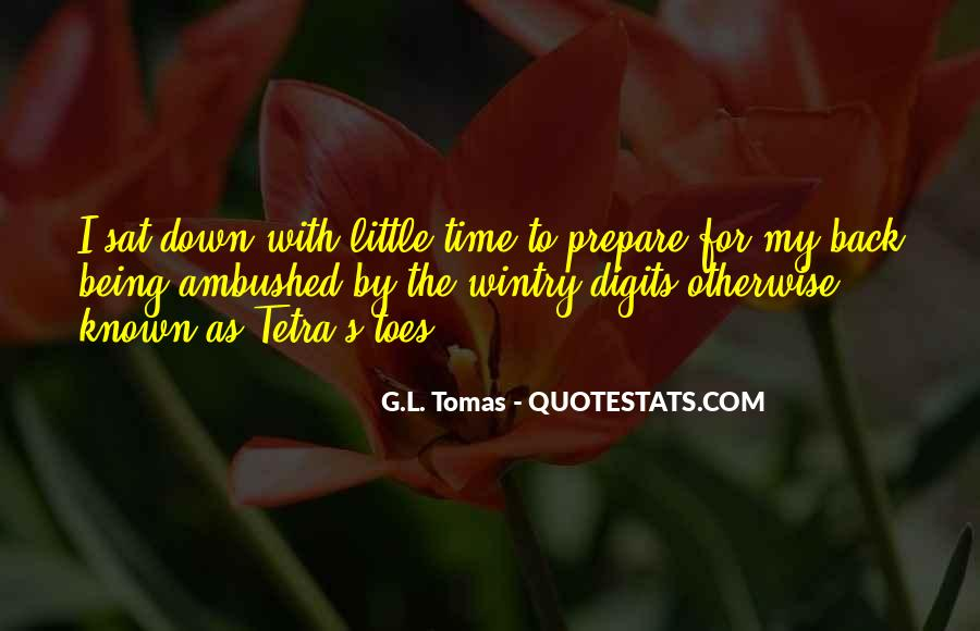 Quotes About Being Known #296331