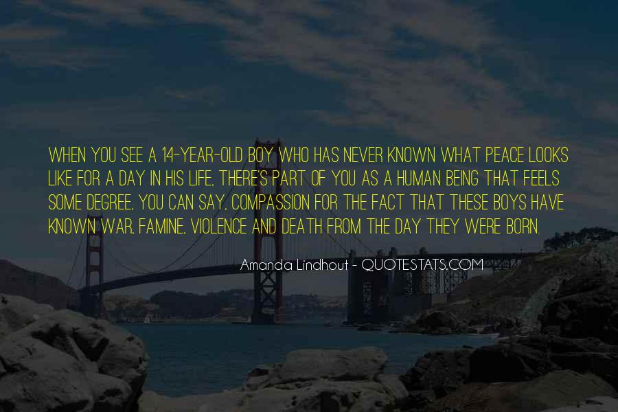 Quotes About Being Known #409007