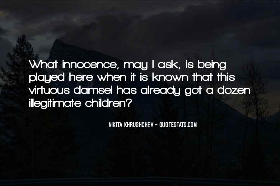 Quotes About Being Known #75238