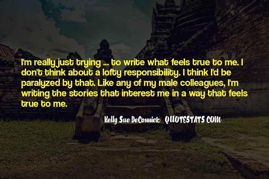 Sue Quotes #102168