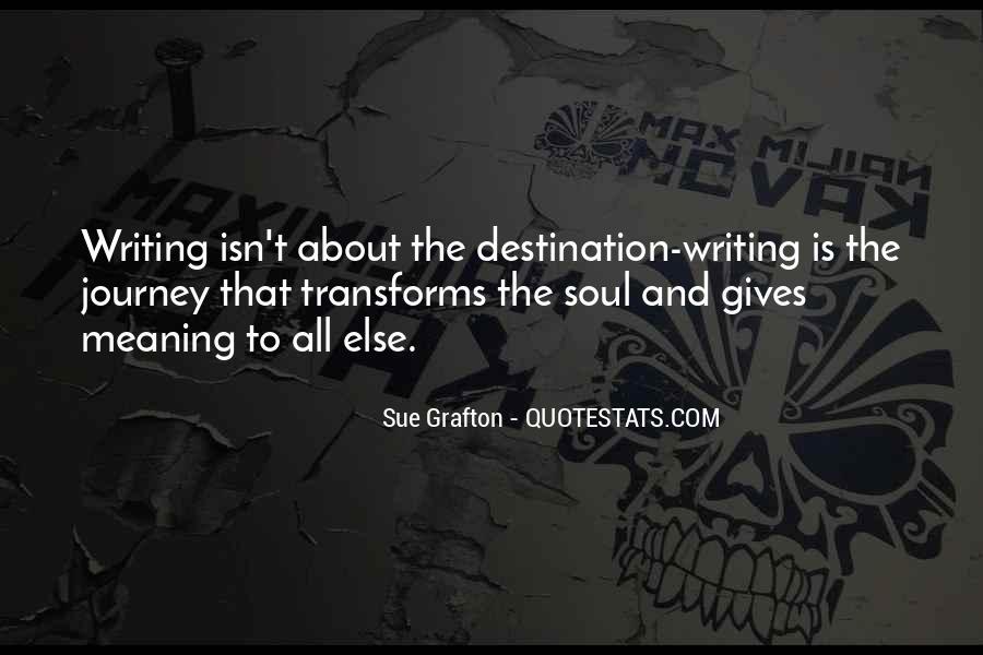 Sue Quotes #71181