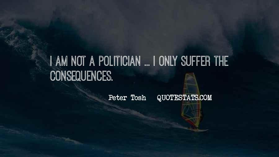 Suffer Consequences Quotes #1829823