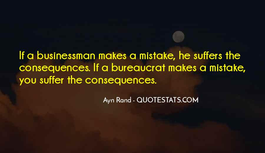 Suffer Consequences Quotes #980138