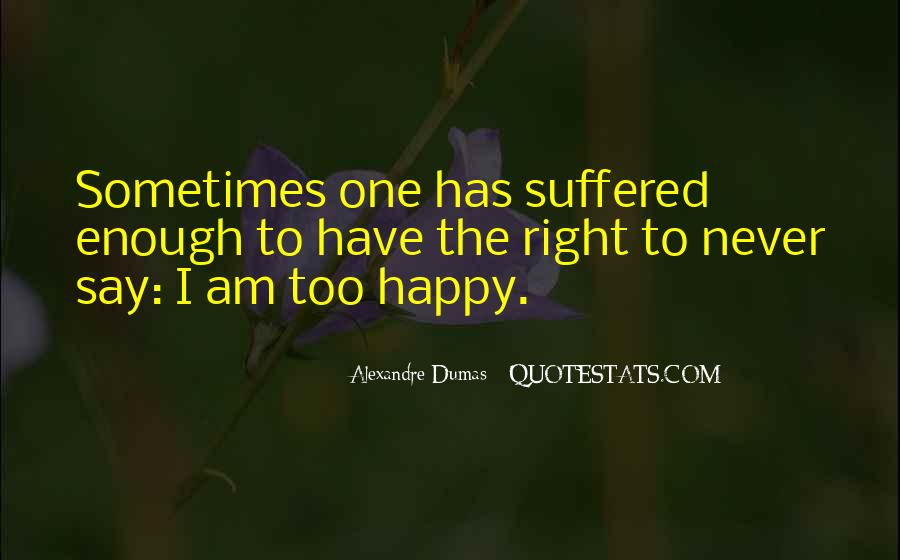 Suffered A Lot Quotes #134397