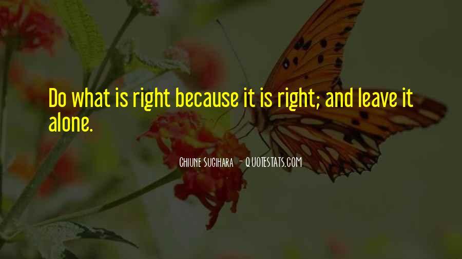 Sugihara Quotes #1672692