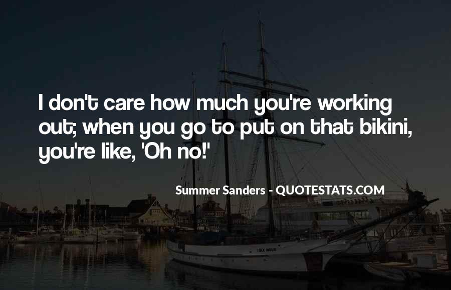 Summer Bikini Quotes #449806