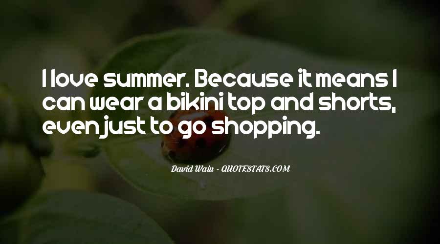 Summer Bikini Quotes #827042
