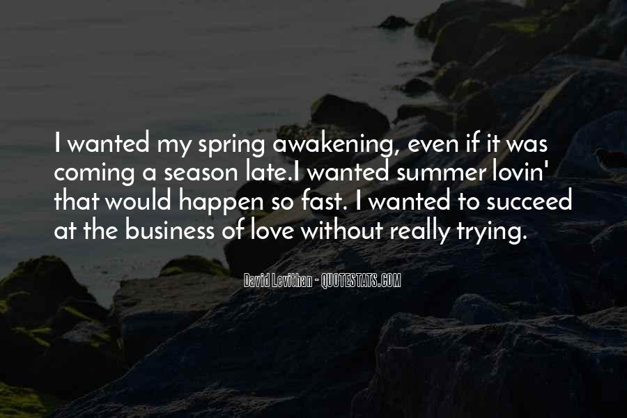 Summer Is Coming Quotes #1110867