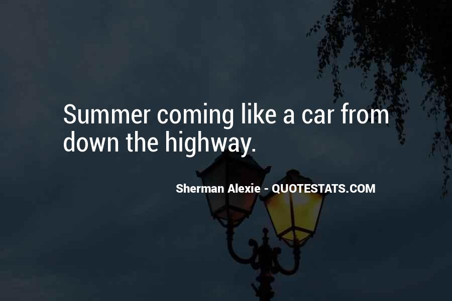 Summer Is Coming Quotes #1171087