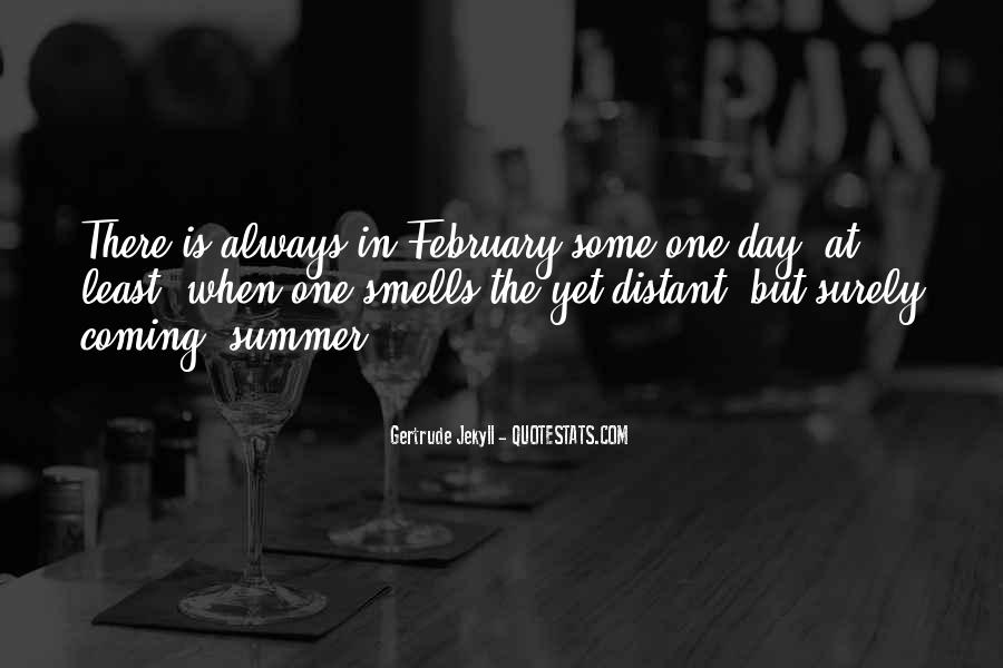 Summer Is Coming Quotes #1368521