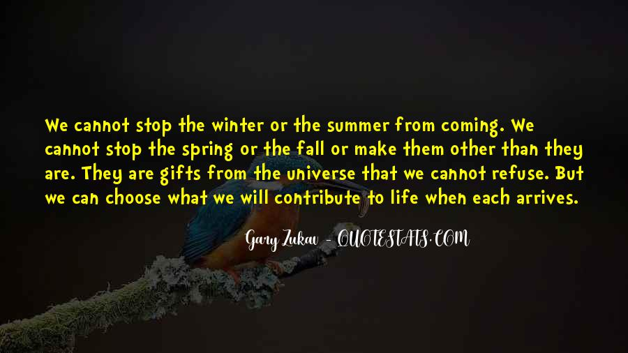 Summer Is Coming Quotes #137488
