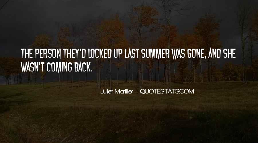 Summer Is Coming Quotes #172369