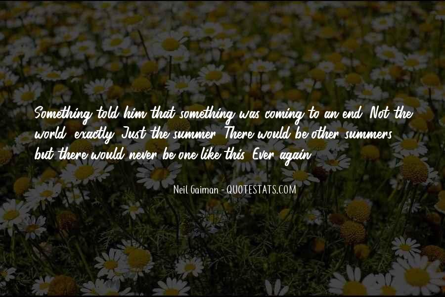 Summer Is Coming Quotes #462159