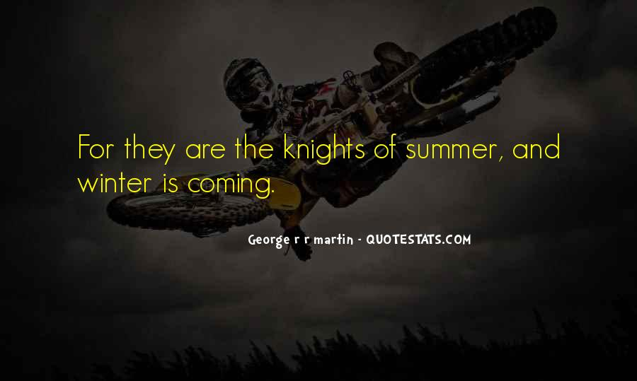 Summer Is Coming Quotes #713420