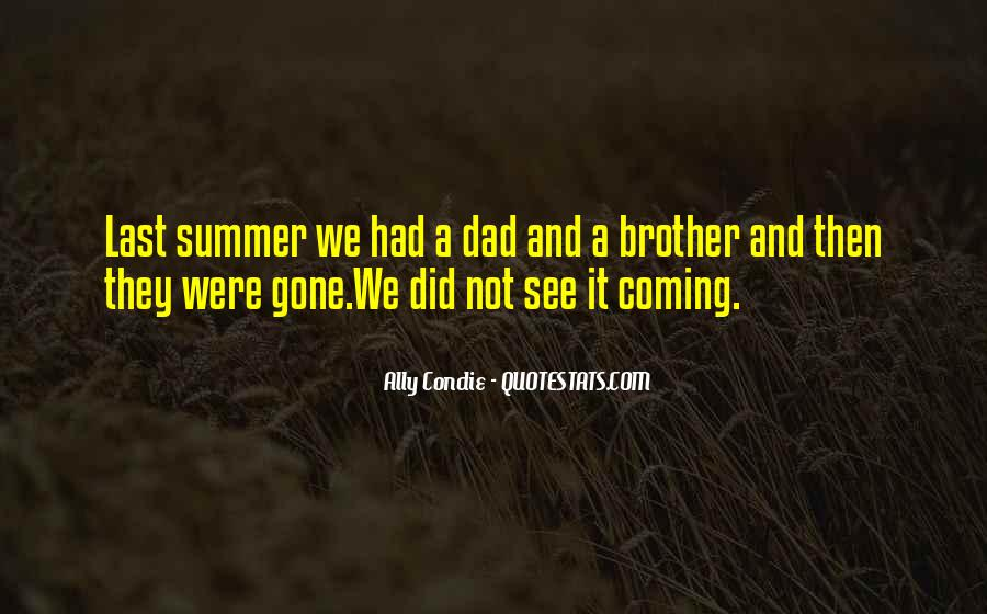 Summer Is Coming Quotes #789880