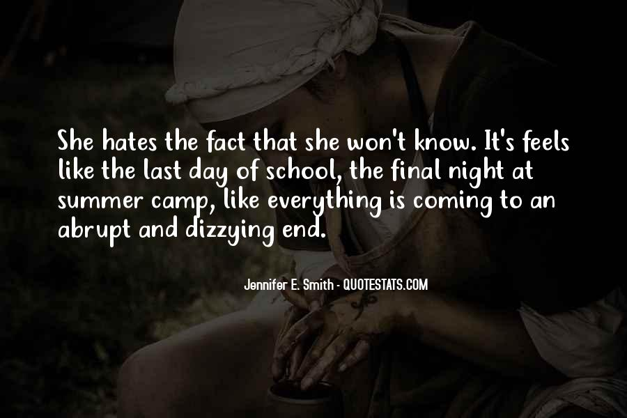 Summer Is Coming Quotes #834953