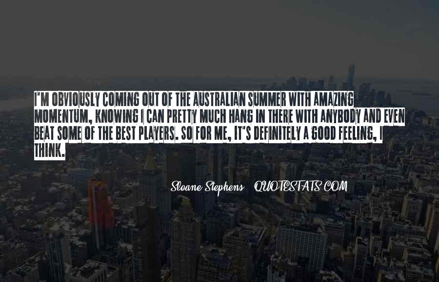 Summer Is Coming Quotes #968059