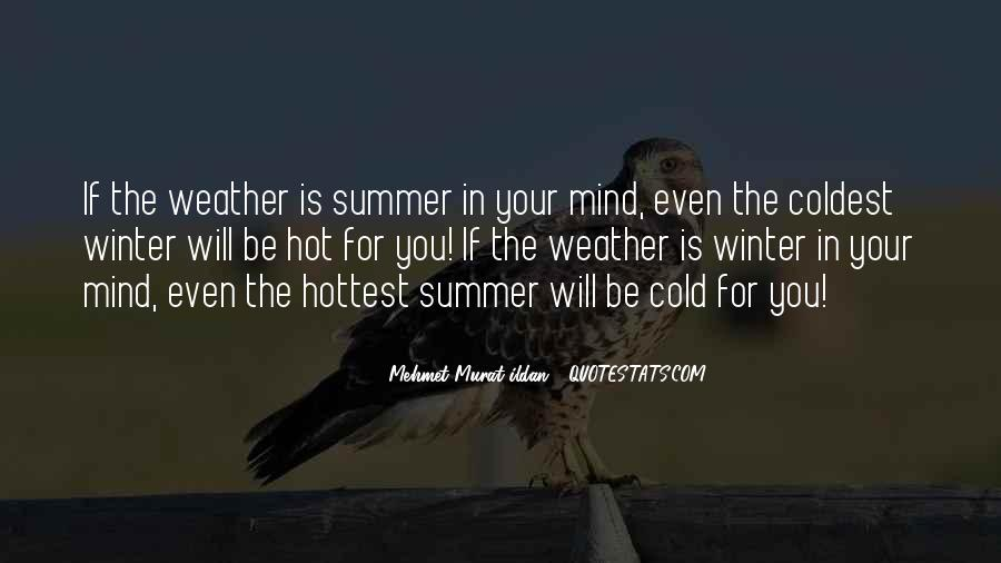 Summer Is Not Over Quotes #12229