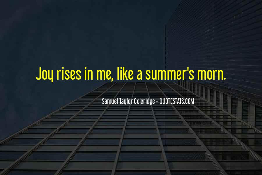 Summer Is Not Over Quotes #21560