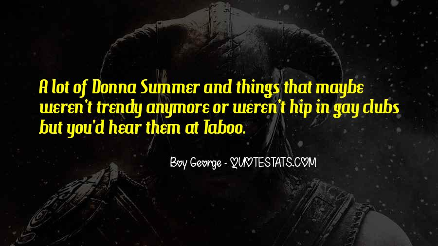 Summer Is Not Over Quotes #39366