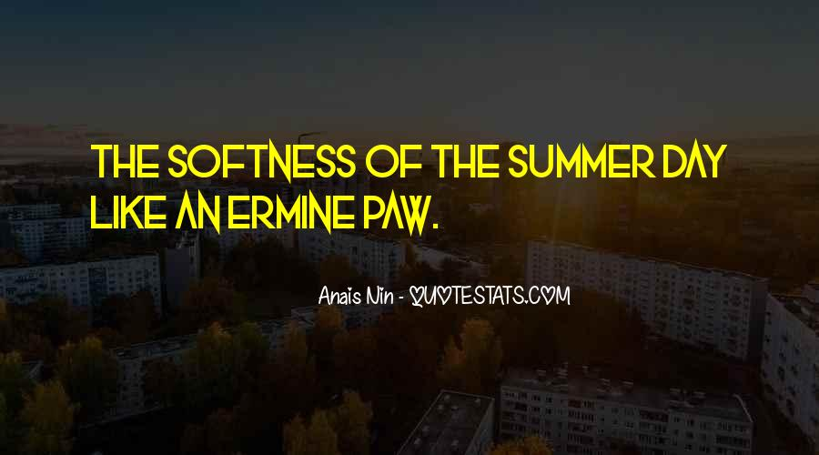 Summer Is Not Over Quotes #43384