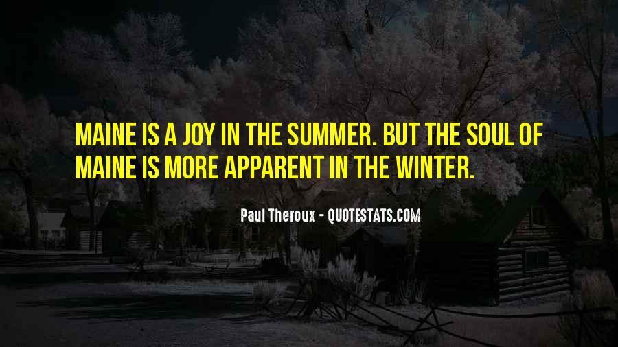 Summer Is Not Over Quotes #4494