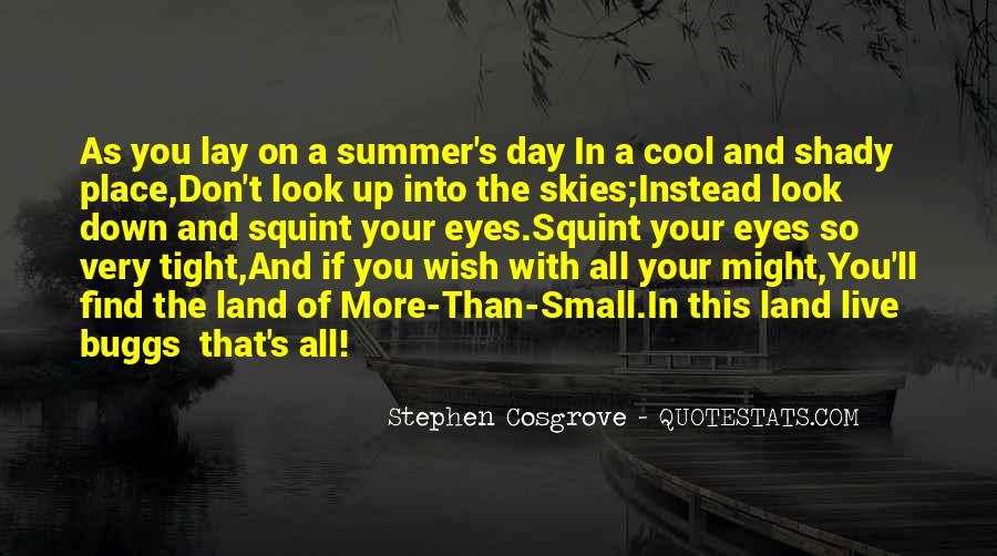 Summer Is Not Over Quotes #44940