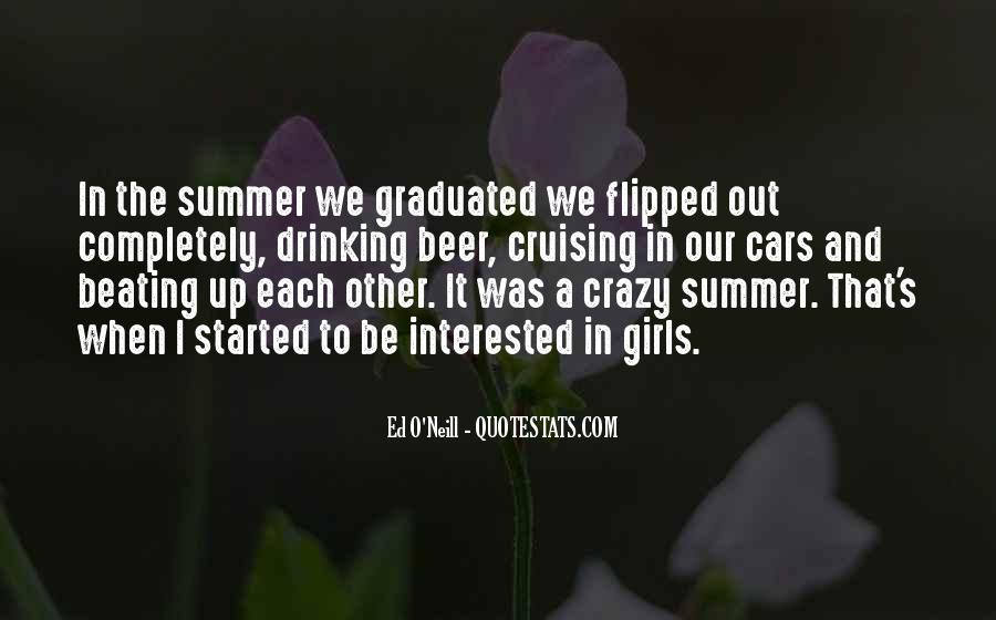 Summer Is Not Over Quotes #47345