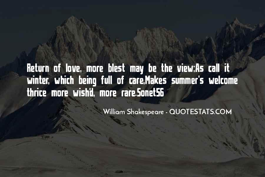Summer Is Not Over Quotes #7859