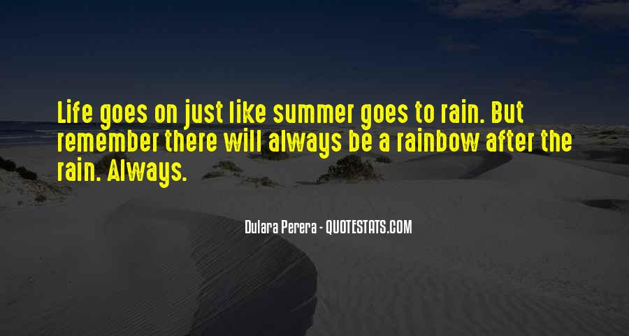 Summer Is Not Over Quotes #8108