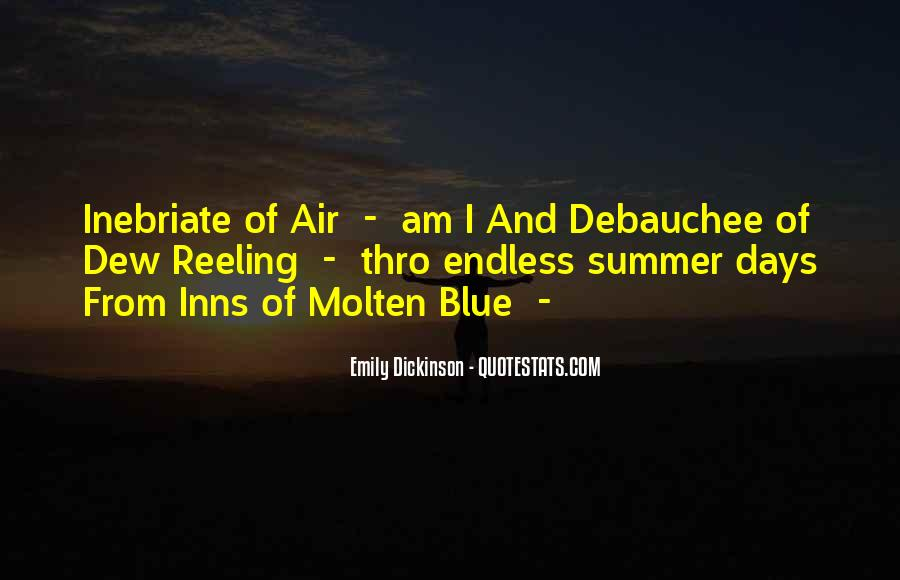Summer Is Not Over Quotes #8810