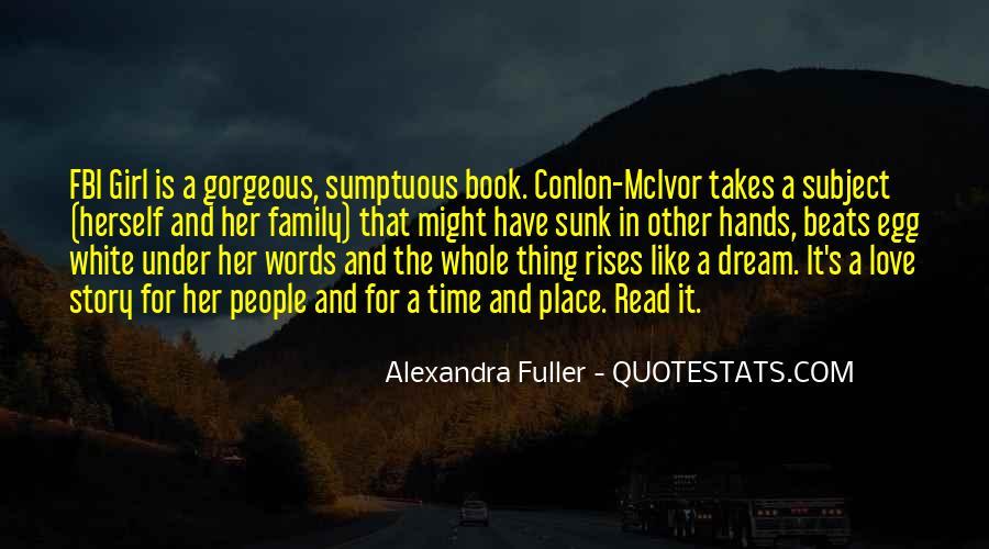 Sumptuous Quotes #370054