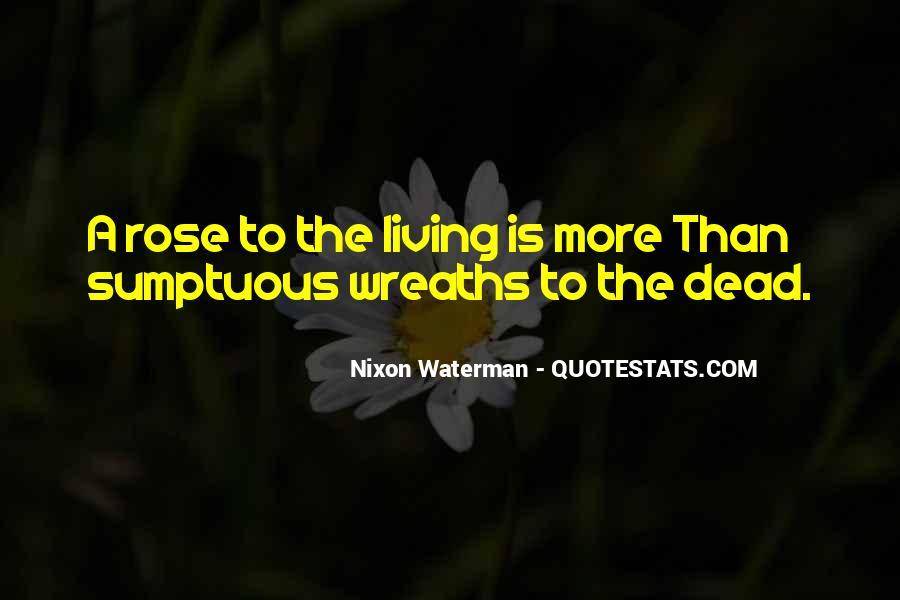 Sumptuous Quotes #391194