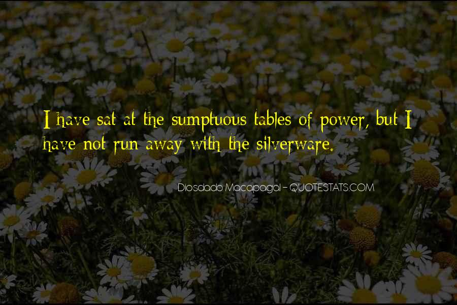 Sumptuous Quotes #484094