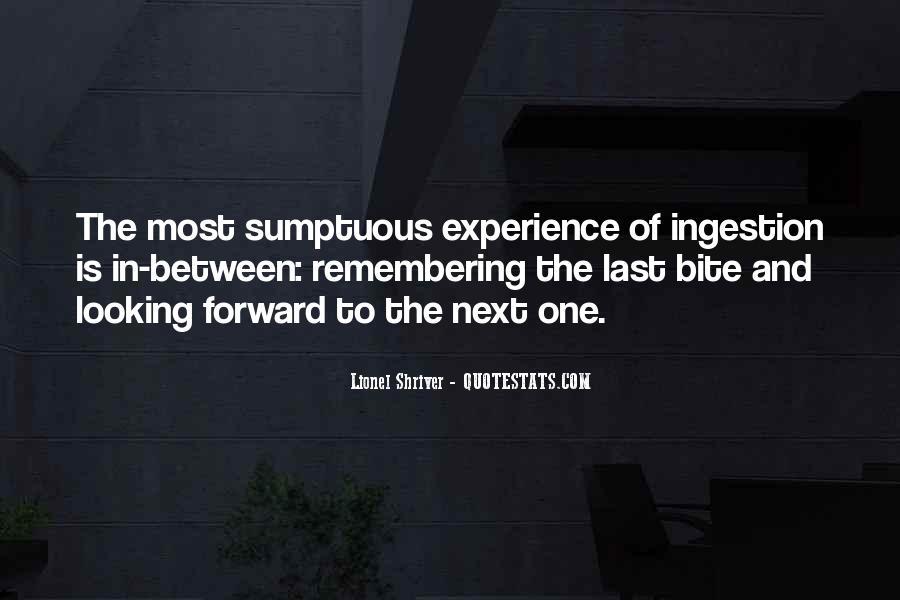 Sumptuous Quotes #780569