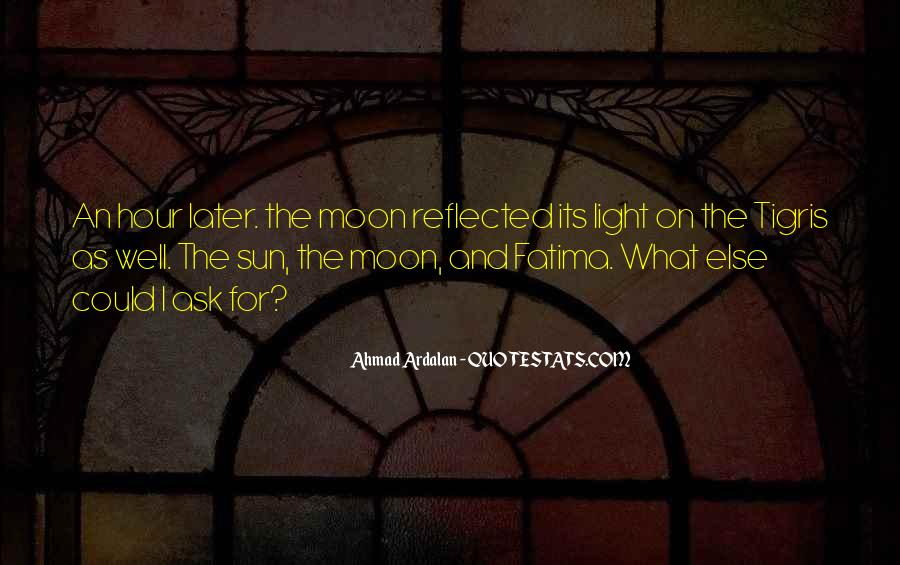 Sun And Moon Life Quotes #1394072
