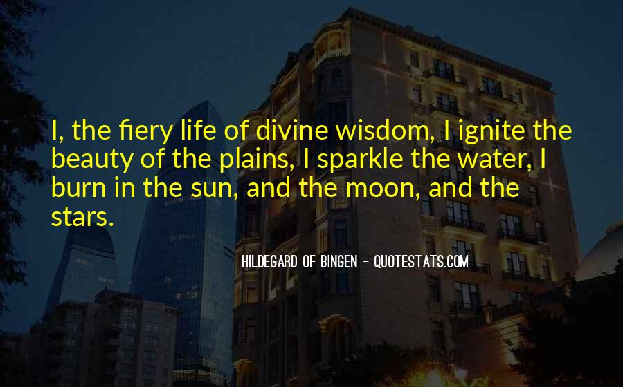 Sun And Moon Life Quotes #1817016