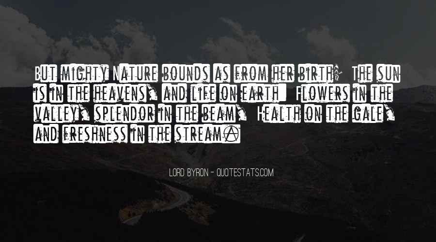Sun Beam Quotes #432554