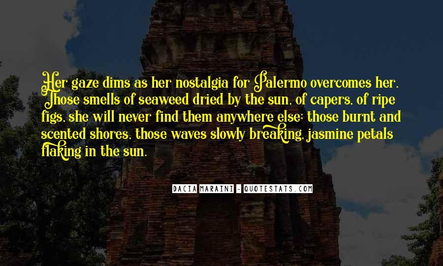 Sun Burnt Quotes #1646349