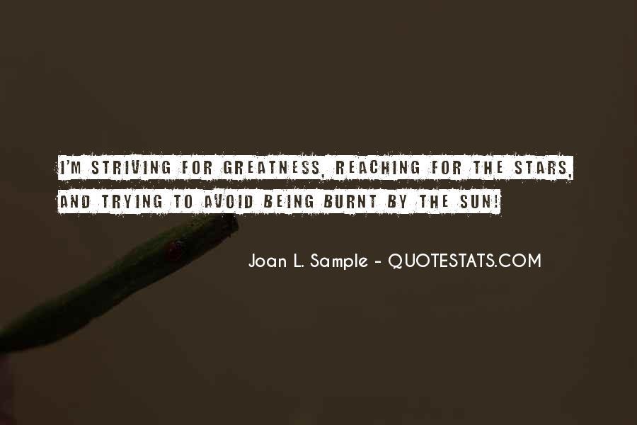 Sun Burnt Quotes #69844