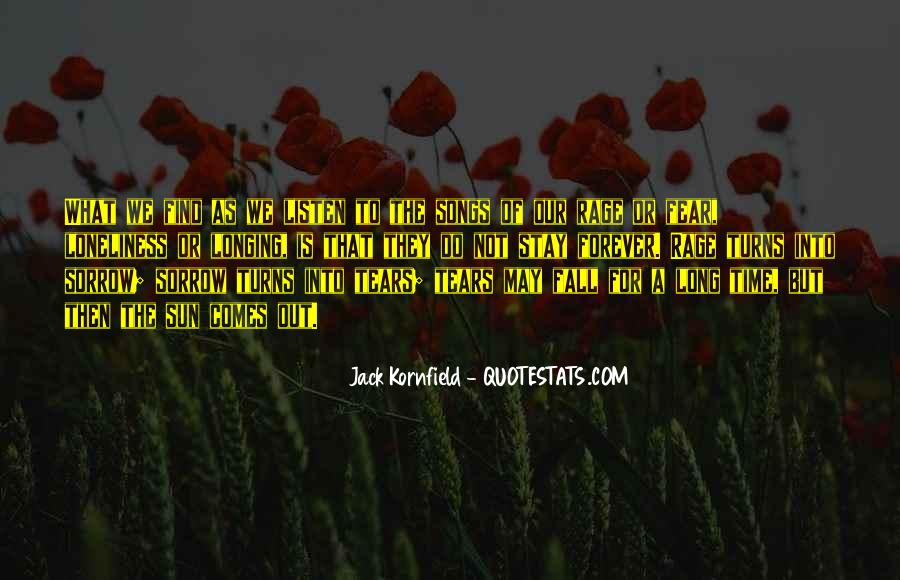 Sun Fall Quotes #118740