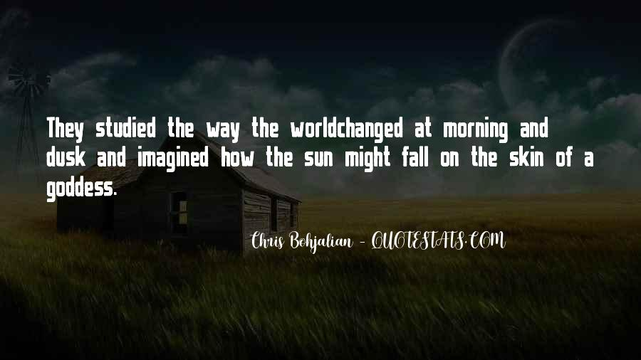 Sun Fall Quotes #1268479